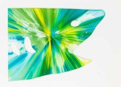 Damien HirstBristol 1965 *Shark Spin PaintingAcryl auf Papier / acrylic on paper49 x 66