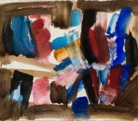 Carl UngerWolframitzkirchen 1915 - 1995 WienOhne Titel / untitledAquarell auf Papier / watercolour