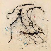 Hannes MlenekWiener Neustadt 1949 *Ohne Titel / untitledÖl und Acryl auf Leinwand / oil and