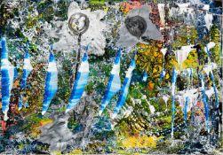 Christian EisenbergerGraz 1978 *Ohne Titel / untitledAcryllack auf Leinwand / acrylic varnish on