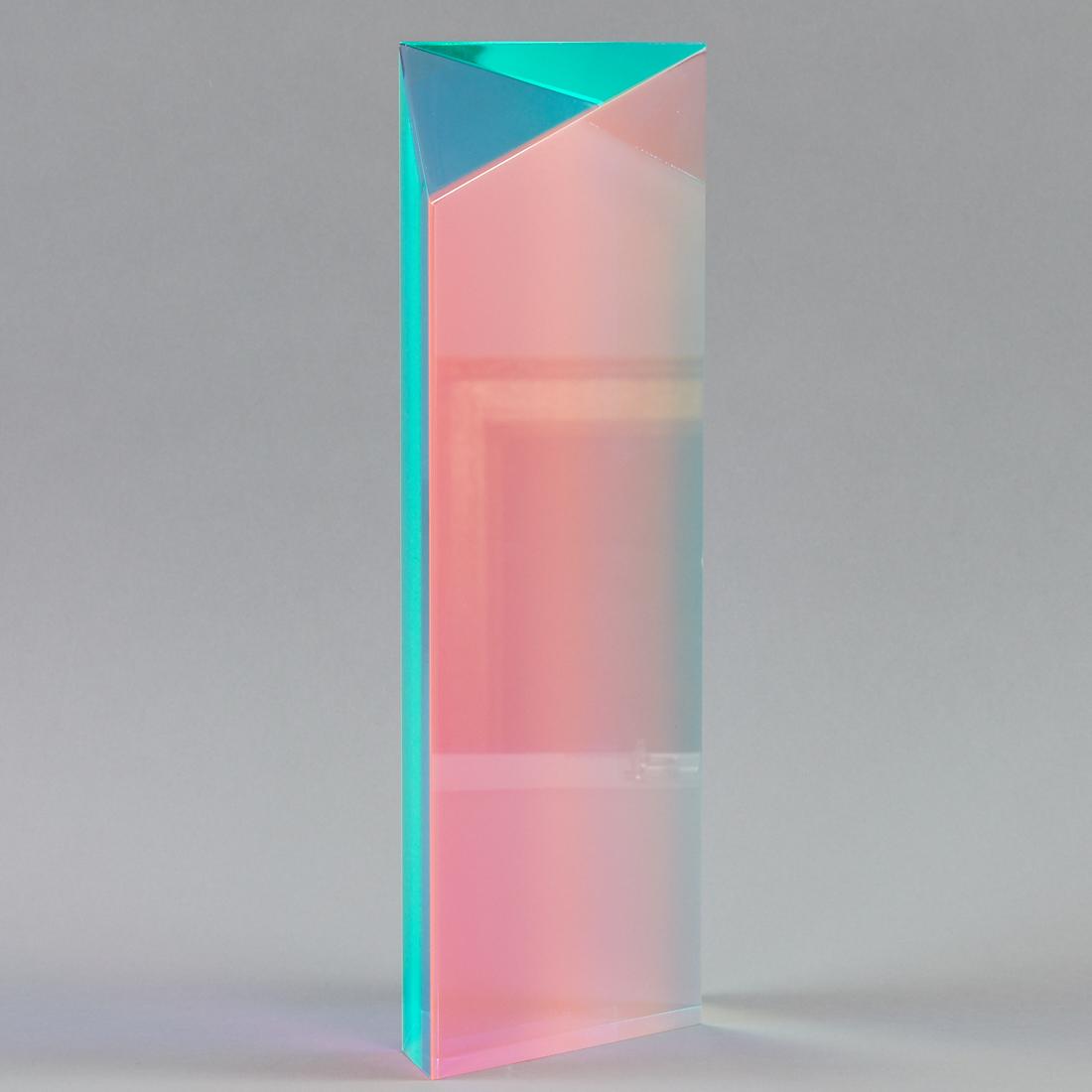 Lot 87 - Velizar Mihich VASA Acrylic Pillar Sculpture