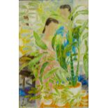 Lot 41 - Le Pho Oil on Canvas