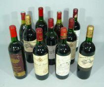 Spannendes Konvolut Bordeaux Weine. Bestehend aus: 2x Louis Enschauer, Oliver de France, Bordeaux