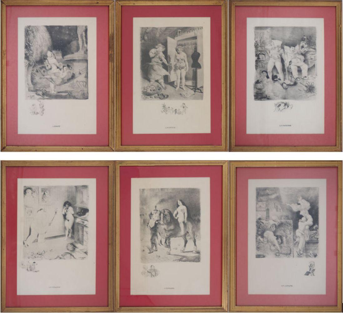 1001 gift ideas… Dali, Miro, Buffet, Chagall, Kandinsky, Foujita