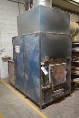 Lot 17 - Inventair Wood Waste Heater (understood to be not