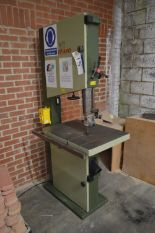 Lot 15 - Centauro SP6000 Vertical Band Saw, 590mm throat, s