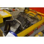 Lot 162 - Portable Electric Milling Weld Prep Unit