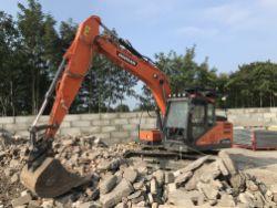 Demolition & Construction/ Contractors Plant & Equipment, Vehicles & Reclaimed Building Materials (approx. 1400 lots)