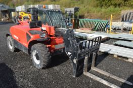 Manitou MT 625 H Easy 2500kg Telehandler, serial no. MAN00000L01002527, year of manufacture 2018,