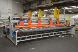 Short Notice Online Auction - Carpet Sample Book Manufacturing Plant & Equipment and Works Equipment
