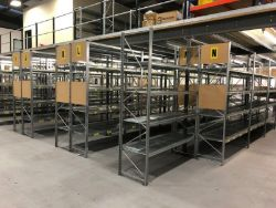 Warehouse Shelving & Equipment Office Furniture