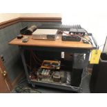 Car Audio Simulator, Includes Battery & Amp.
