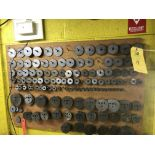 Assorted Size Gears & Cams for Handwinders, Cam travel ranges .375-1.6 inch