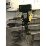 9 Speed Heavy Duty Drill Press, Model #T-149