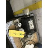 Cone-ID Reamer & Mandrels, W/ 1/4 HP Motor