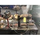 Back Plate Spinner Glue Machine
