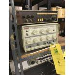 Fordham Sweep Function Generator, Model #FG-801 & Tenma TGP110 Pulse Generator & Tektronix CFG253