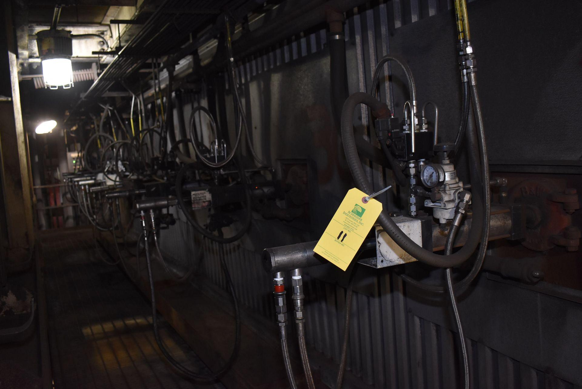 Lot 11 - (8) Nalco Fuel Tech Auto Retract Injectors