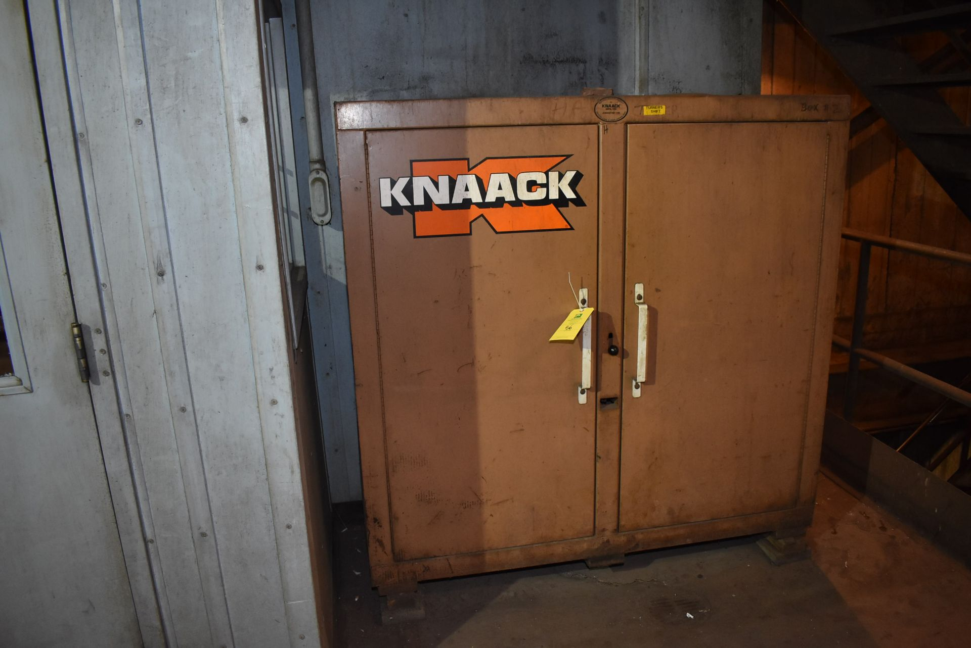 Lot 56 - Knaack Jobmaster 109 Job Box