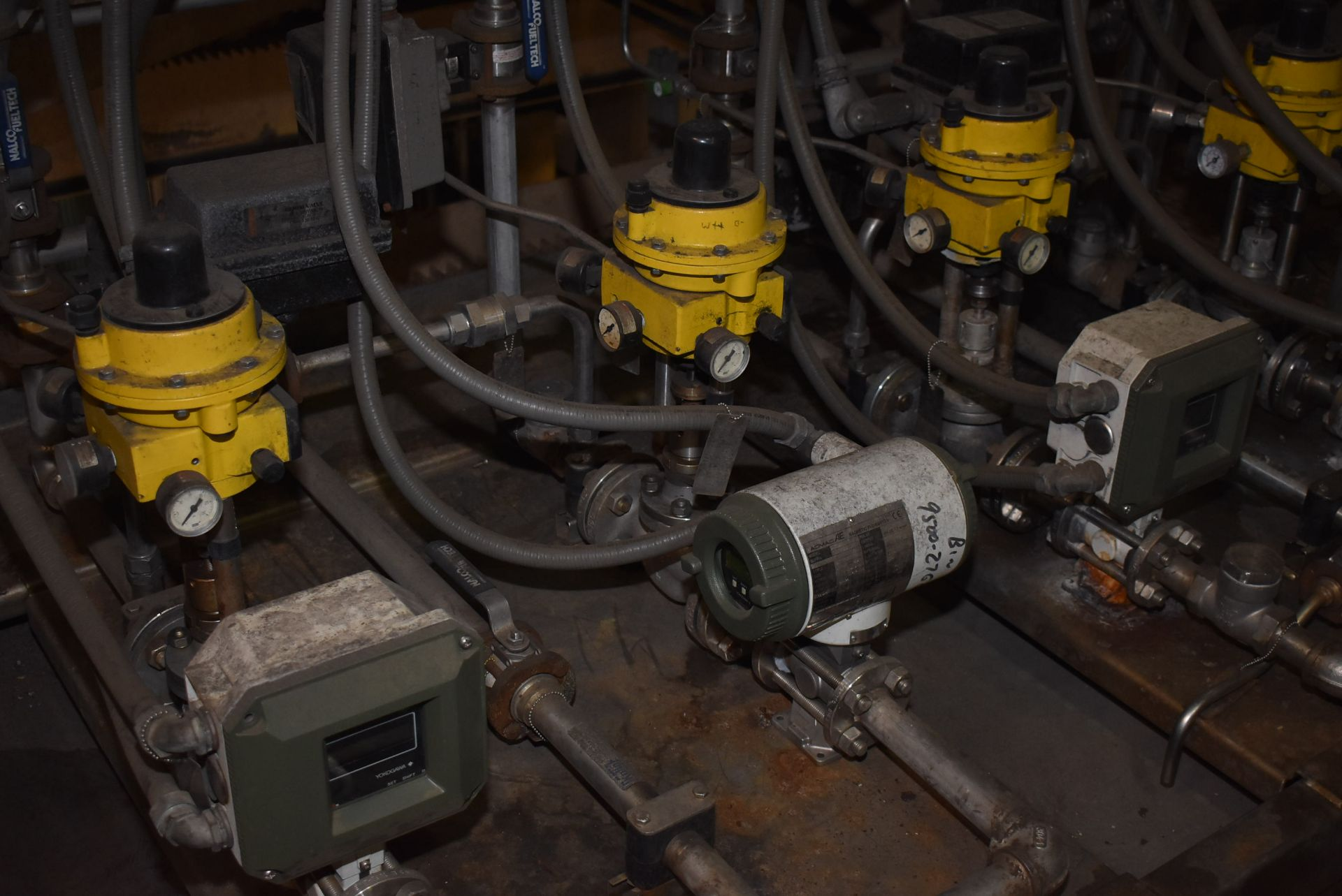 Lot 19 - Nalco Fuel Tech Injection Zone Metering Module, ID 352P