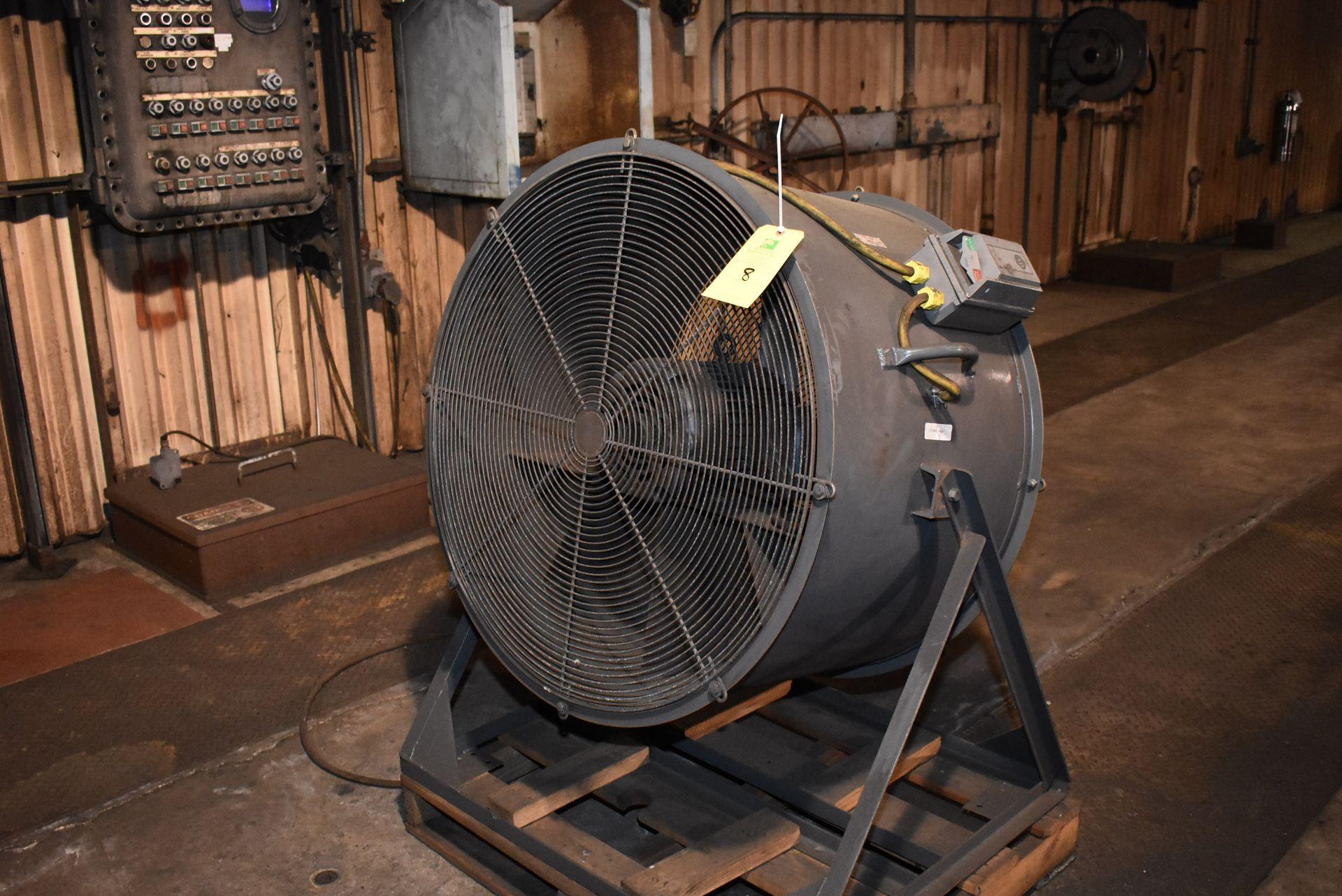 """Lot 8 - Shop Fan 36"""""""