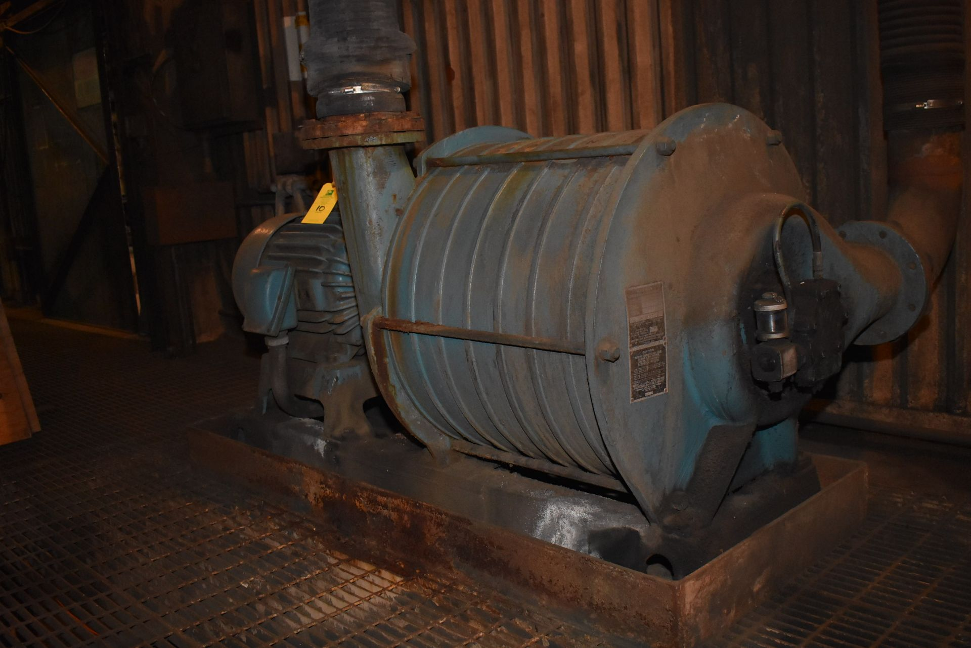 Lot 10 - Hoffman 25 HP Motor, Centrifugal