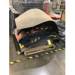 Pallet of Industrial Work Matts, Removal Fee: $25