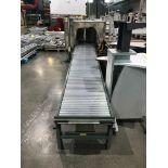 Hytrol Conveyor w/ Varidrive Motor and RFID Sensor, Approximately 90 ft long x 18 in wide; Serial#