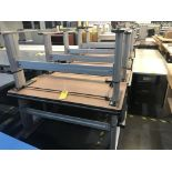 (29) Work Tables, Adjustable Height, Min Height 24 in, Max Height 34 in; 58 in long x 29 in wide