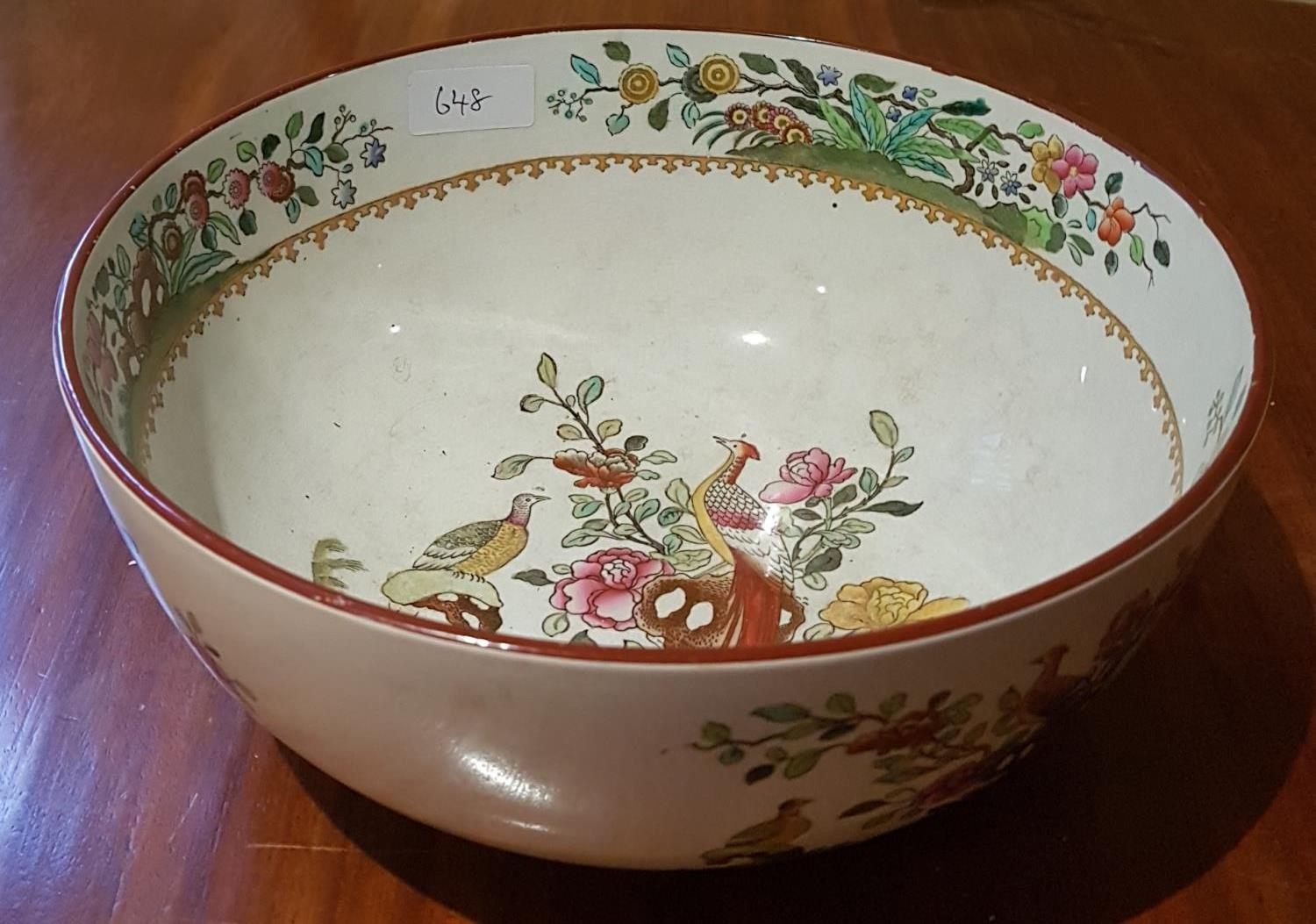 Lot 648 - A 19th Century Copeland Bowl.