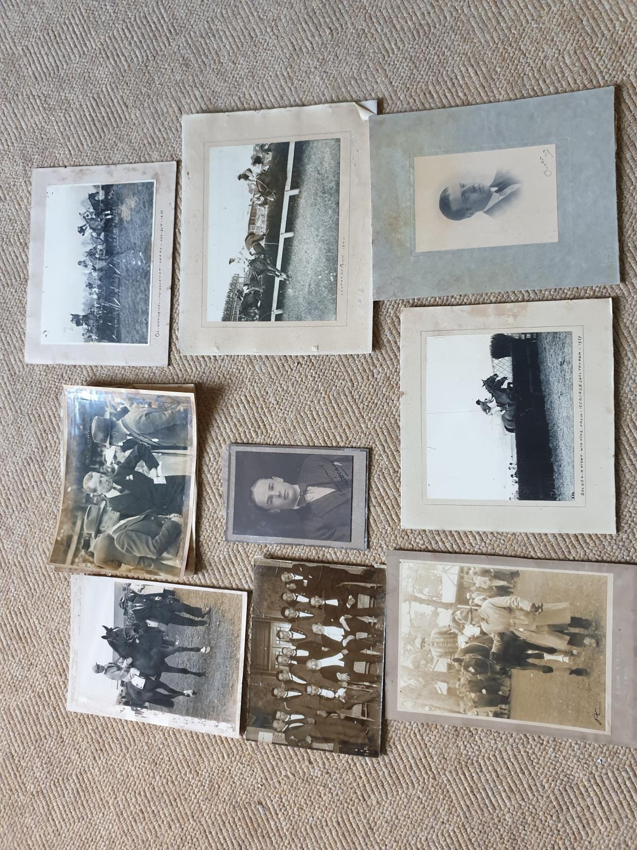 Lot 625A - A quantity of Vintage Racing Photographs.