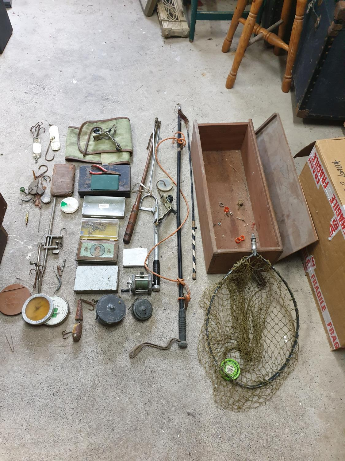 Lot 740 - A large quantity of Fishing Items.