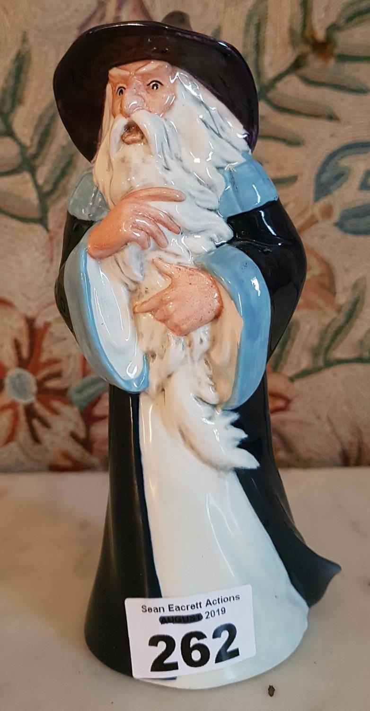 Lot 262 - A Royal Doulton Figure of 'Gandalf' HN2911.