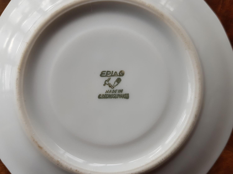 Lot 476 - A quantity of Czechoslovakian Coffee Cups.