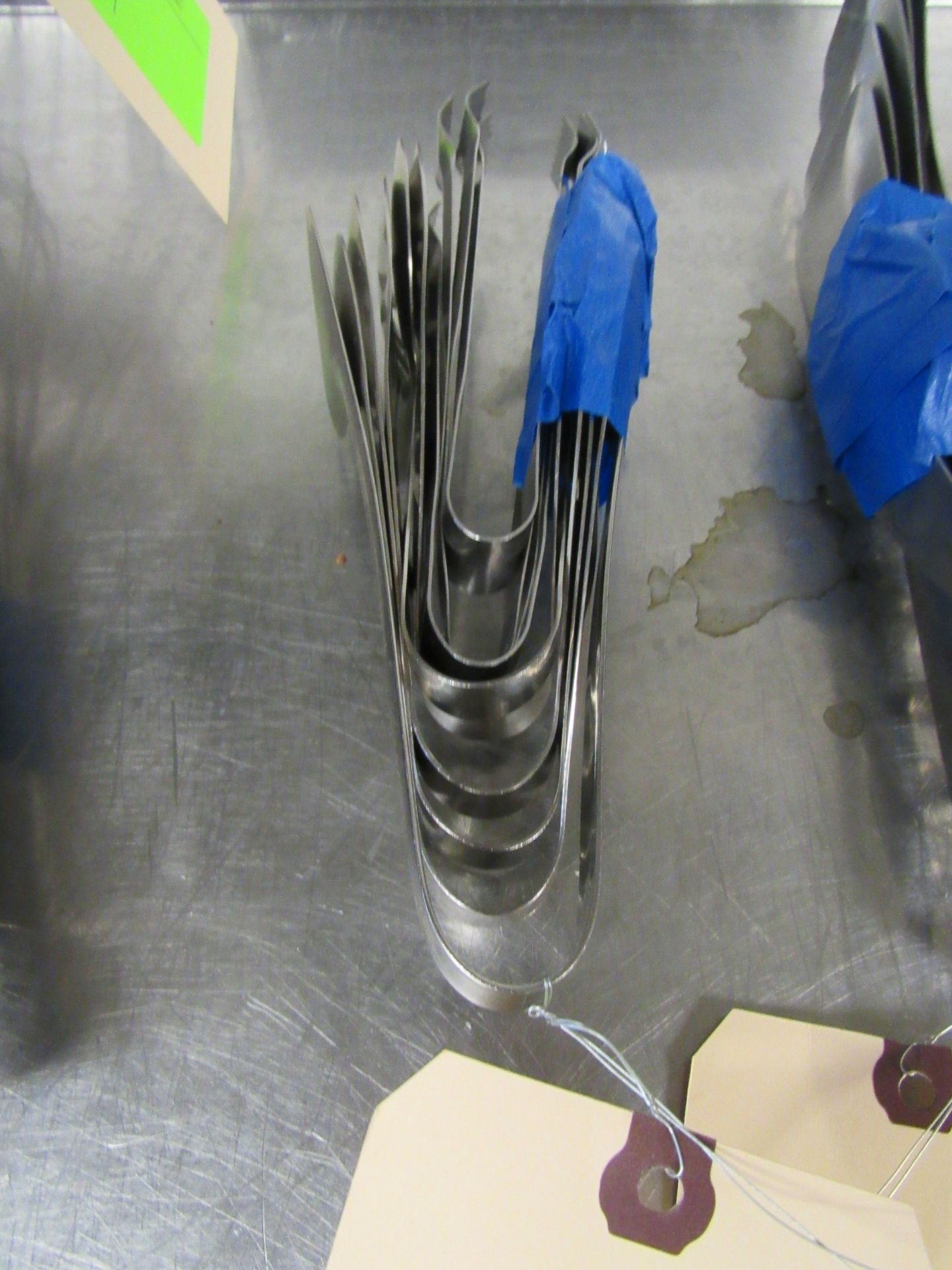 Lot 6 - Group of tongs