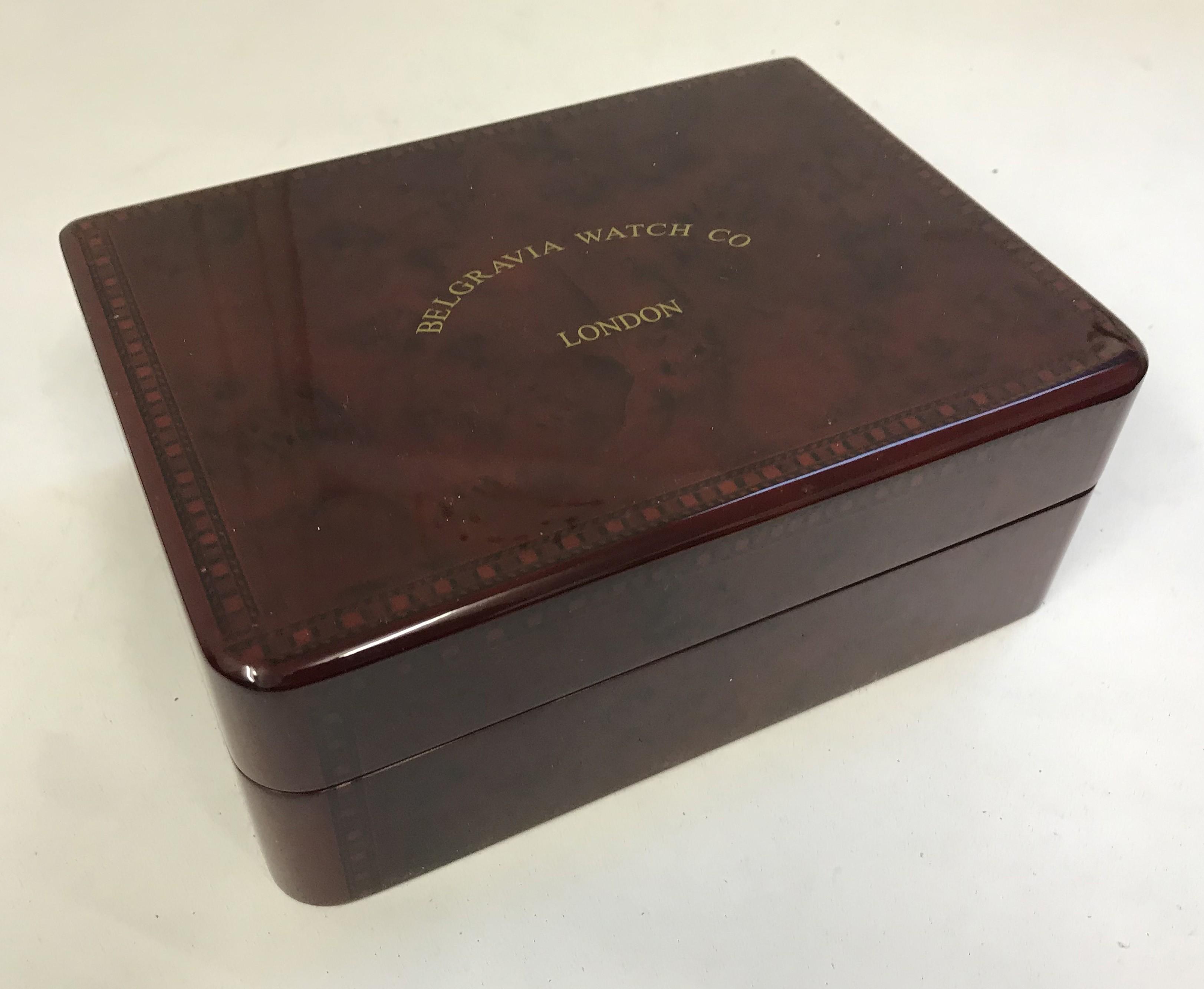 Lot 44 - Belgravia Powertempo Boxed Wristwatch