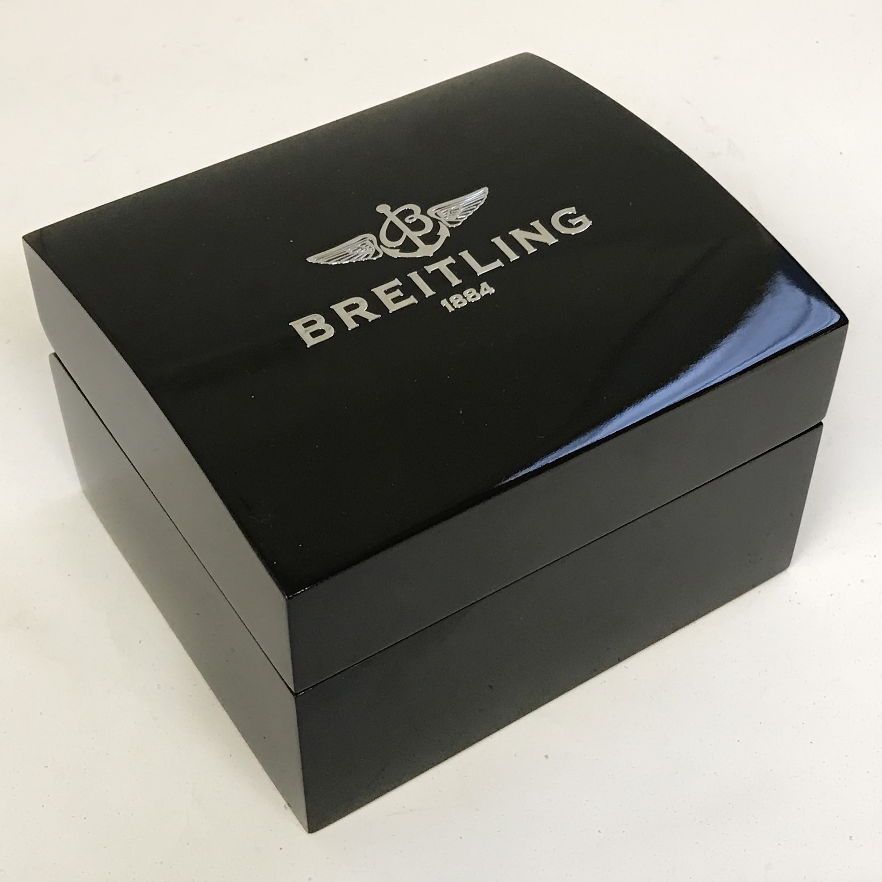 Lot 48 - WITHDRAWN Bretling Boxed Wristwatch Colt