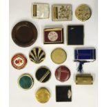 Lot 83 - Small collection of Compacts