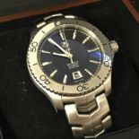 Lot 45 - Tag Hauer Gents Boxed Wristwatch - Calibre 5