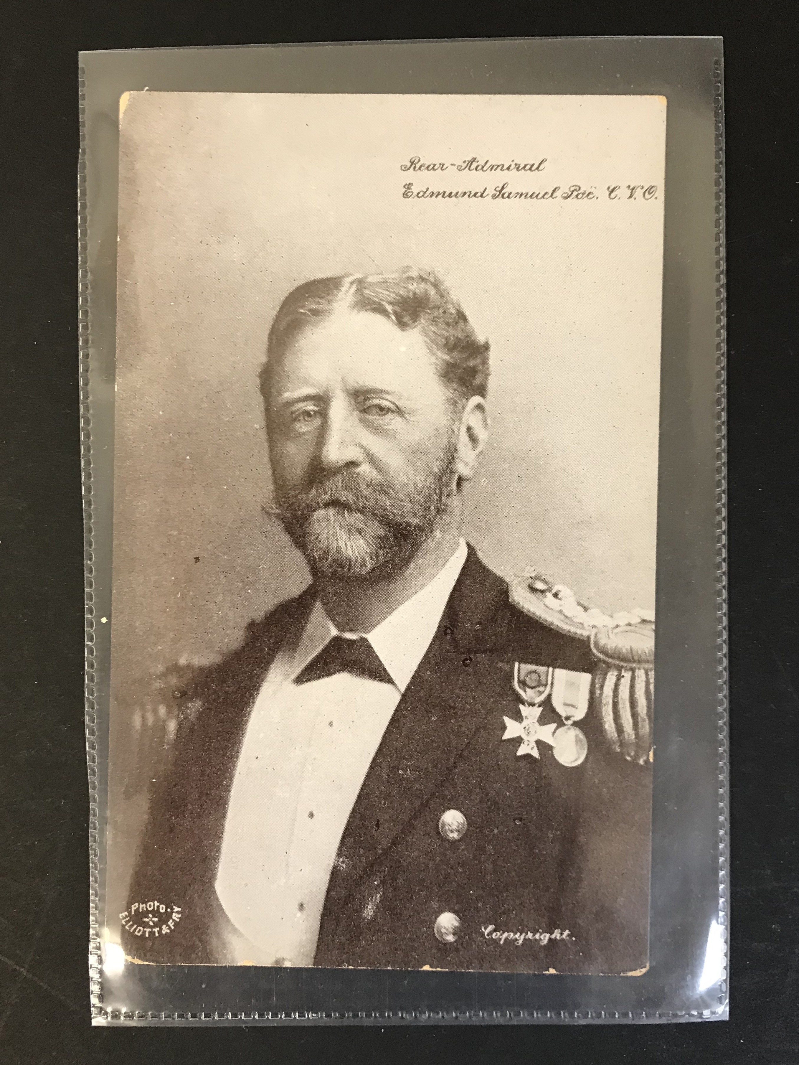Lot 42 - COMPLETE SET OF THE BRITISH ADMIRALS - THE STAR SERIES PRINTED IN BAVARIA