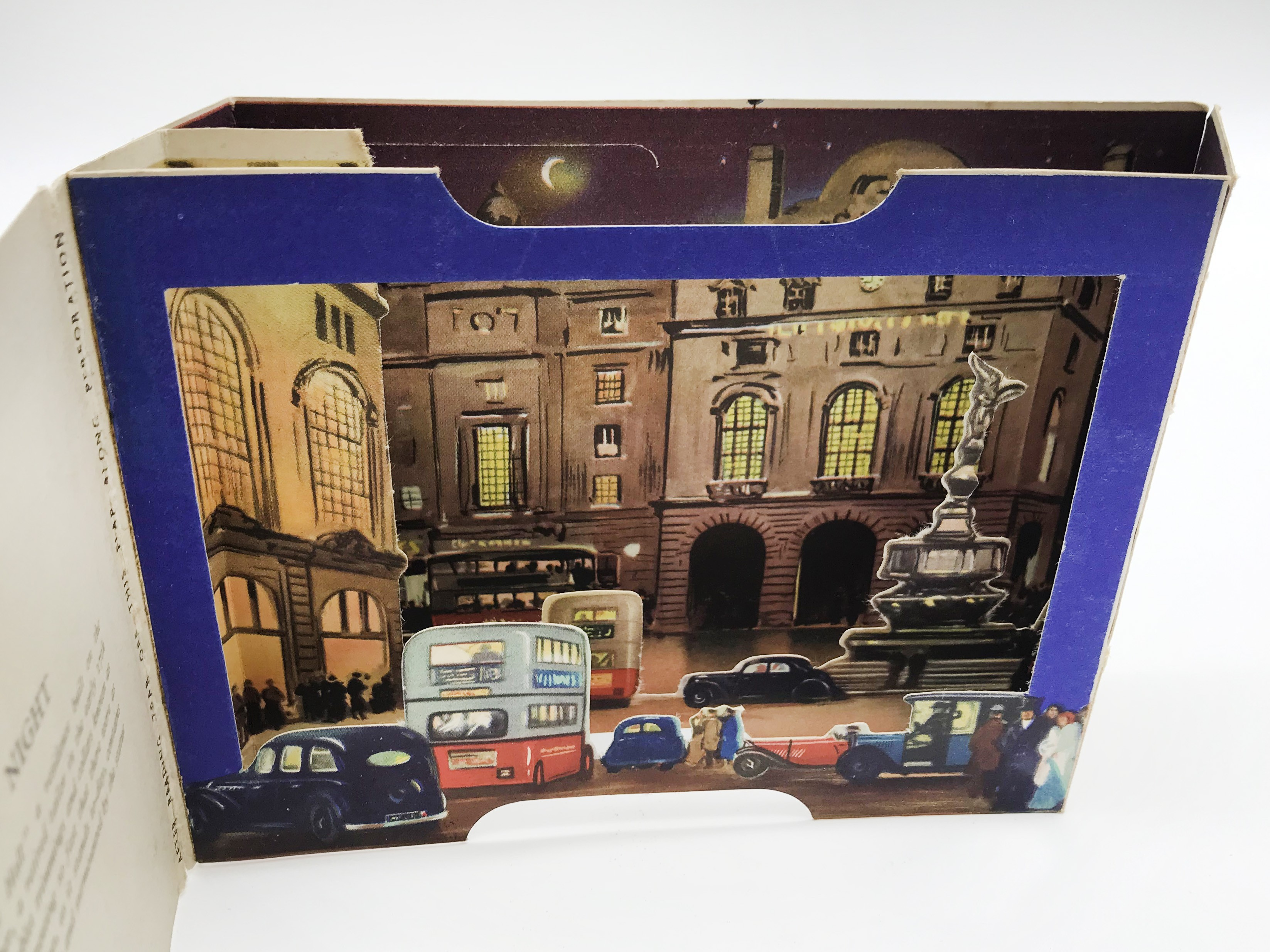 Lot 40 - FIVE LONDON POSTCARDS - THE BRENT SERIES OF PANORAMIC VIEW CARDS