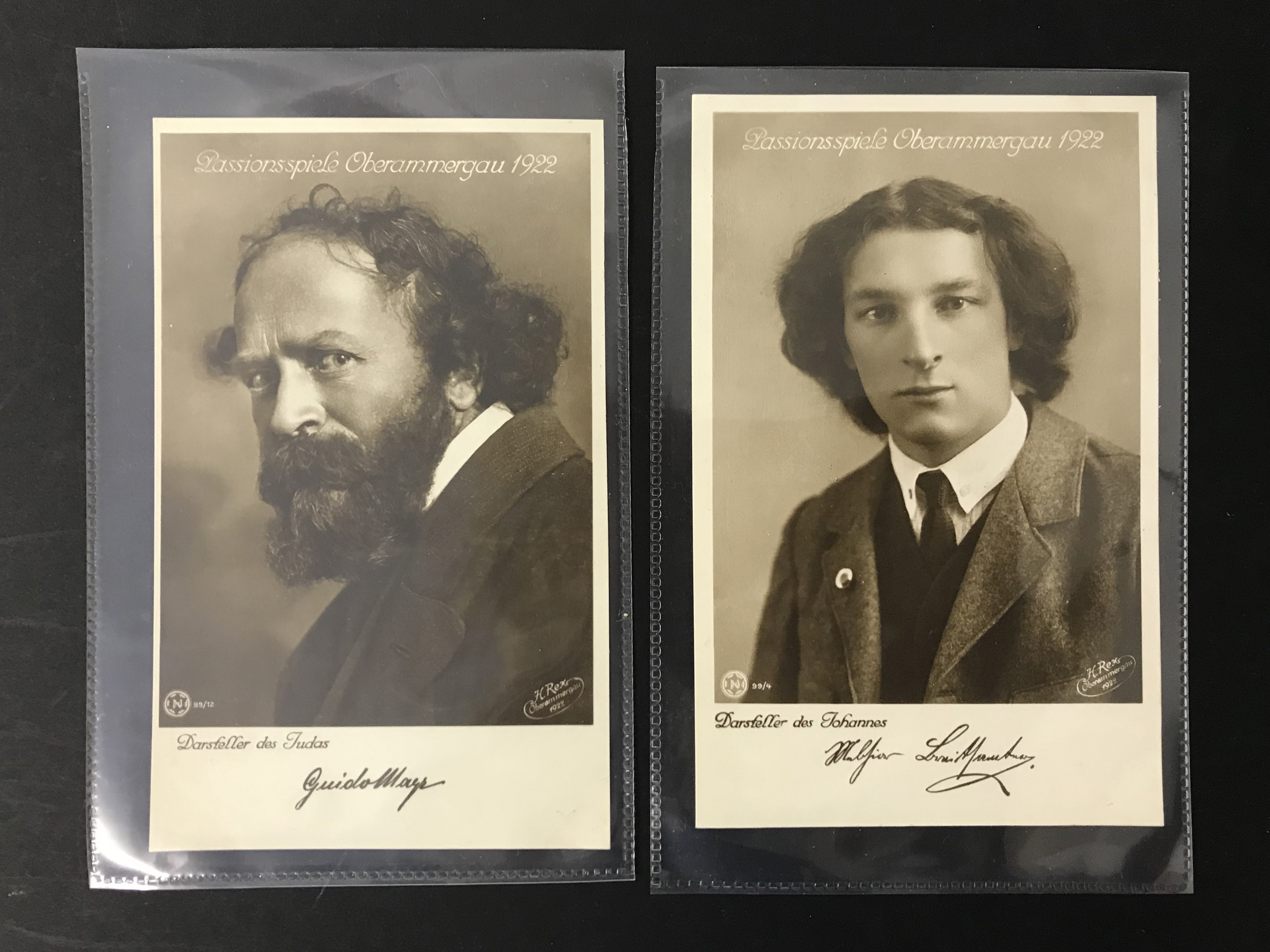 Lot 36 - SELECTION OF VARIOUS POSTCARDS SHOWING ACTORS