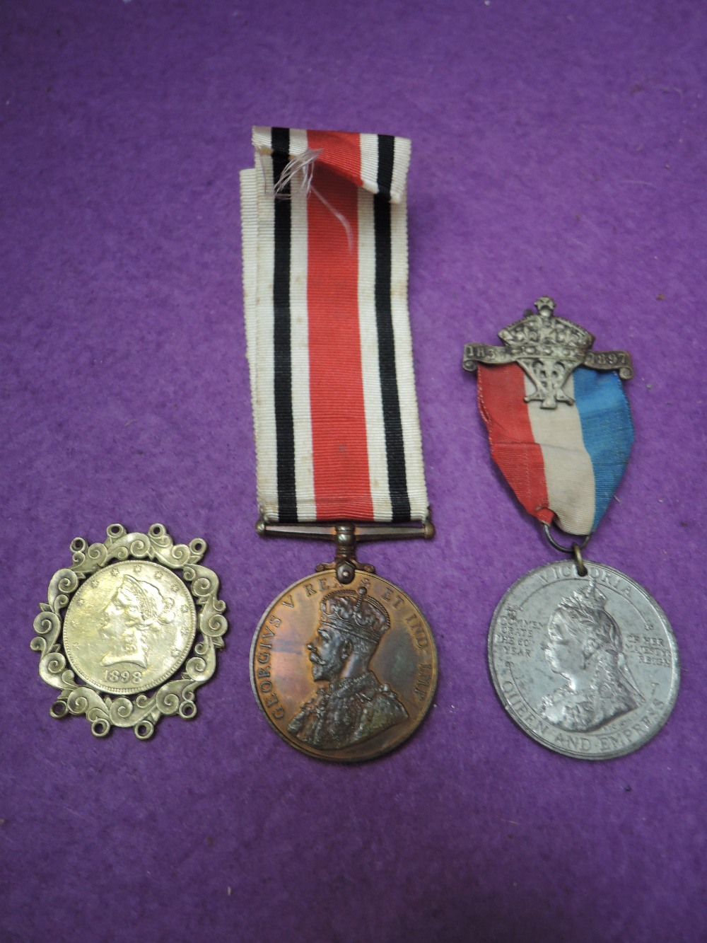 Lot 51 - A selection of police and similar medals