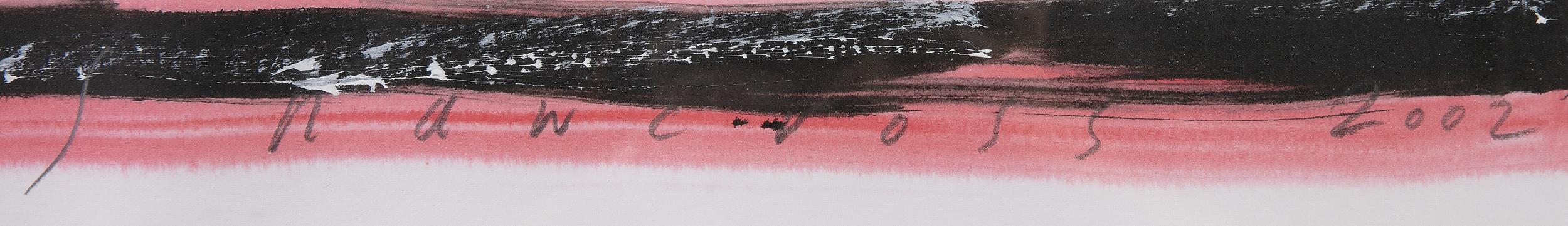 Lot 75 - Neil Shawcross RHA RUA (b.1940)Still LifeMixed media, 73 x 72cm (28¾ x 28¼)Signed and dated 2002