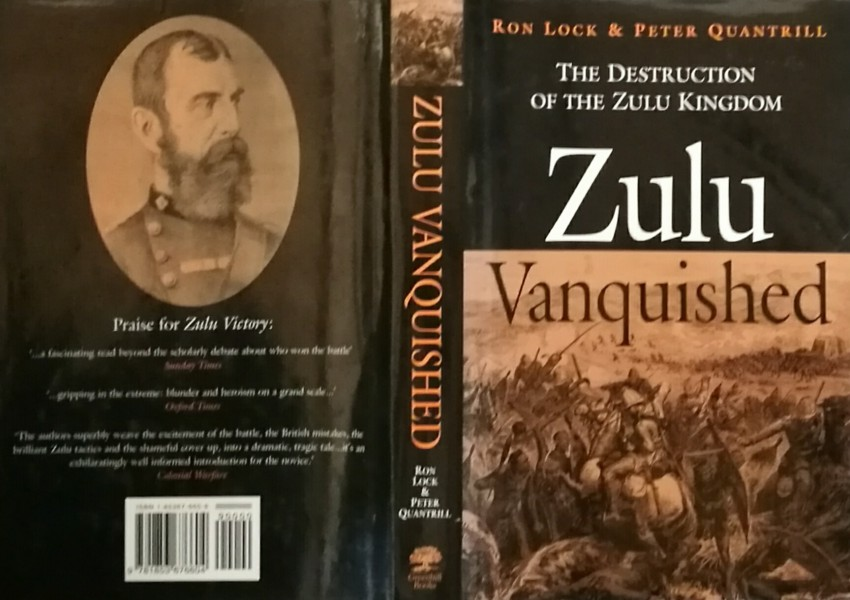 Lot 60 - Lock, Ron, and others A collection of three signed Zulu War books All three of these items are