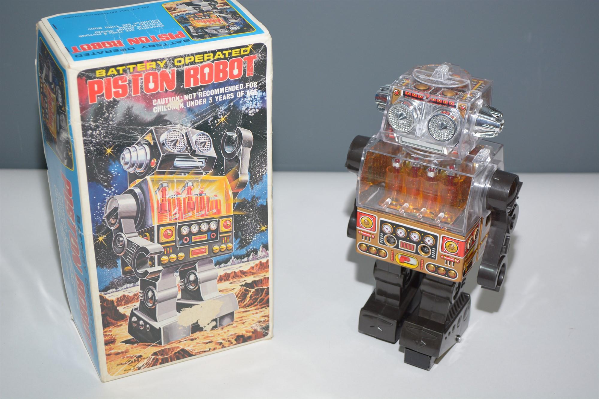 Lot 1028 - SH Horikawa Piston Robot