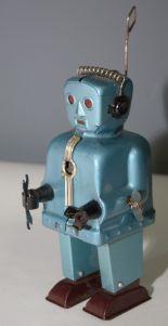 Lot 1048 - TN Nomura George G. Wagner Zoomer Ratchet Robot