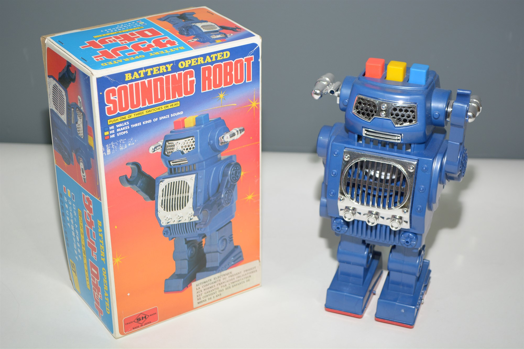Lot 1027 - SH Horikawa Sounding Robot