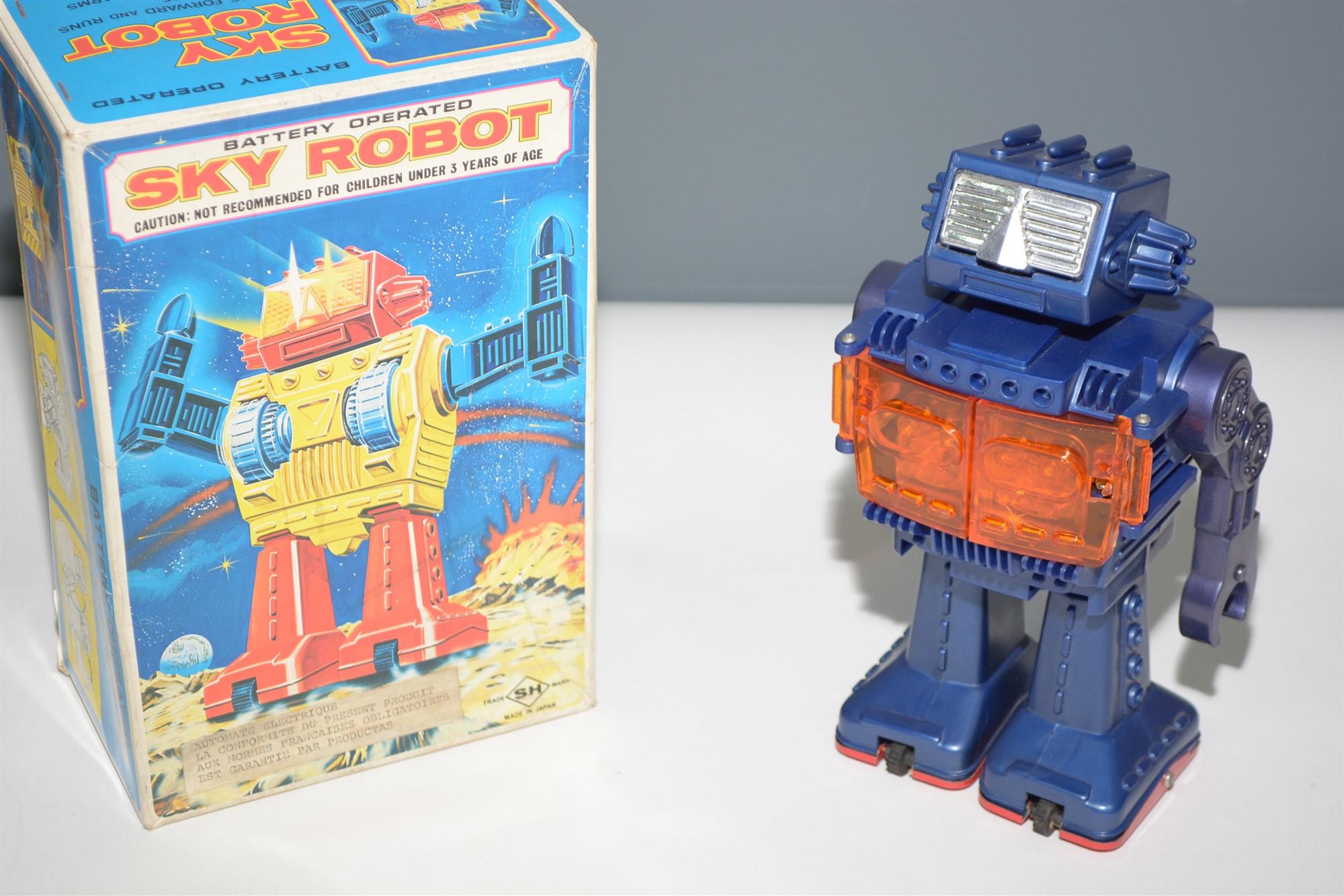 Lot 1025 - SH Horikawa Sky Robot