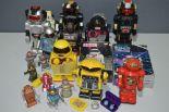 Lot 1010 - 1970s robots